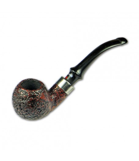 Dr Plumbs Classic Bent Apple Pipe - Rustic