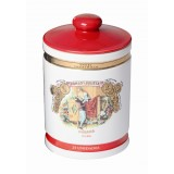 Romeo y Julieta Short Churchill Ceramic Jar