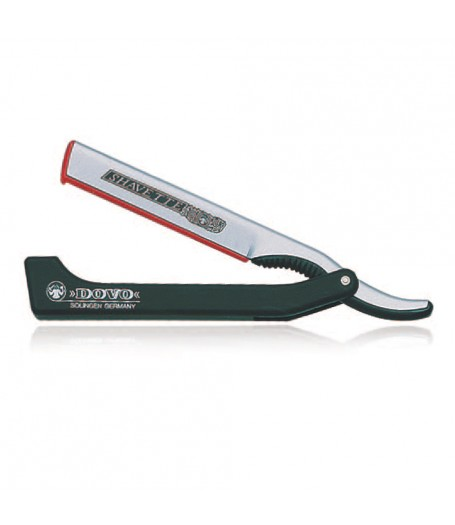 Dovo Disposable Straight Razor - Black