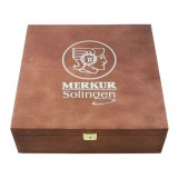 Merkur 5 Piece Shaving Gift Set