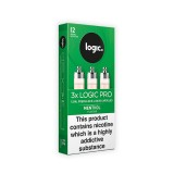 Logic PRO - Menthol 12mg - Pack of 3