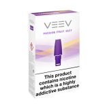 VEEV - Passion Fruit Zest 11mg - Pack of 2